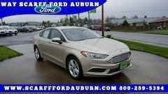 New 2018 Ford Fusion Hybrid SE Sedan for Sale in Auburn WA