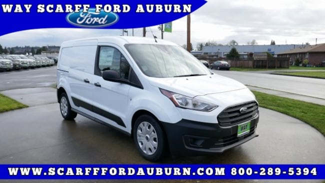 New 2019 Ford Transit Connect XL Minivan/Van for Sale in Auburn WA