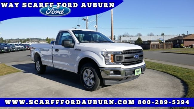 New 2019 Ford F-150 XL Truck for Sale in Auburn WA