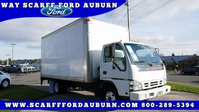 2007 GMC W4500 Box Van Truck