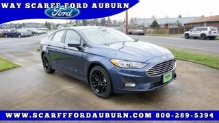 2019 Ford Fusion SE Sedan