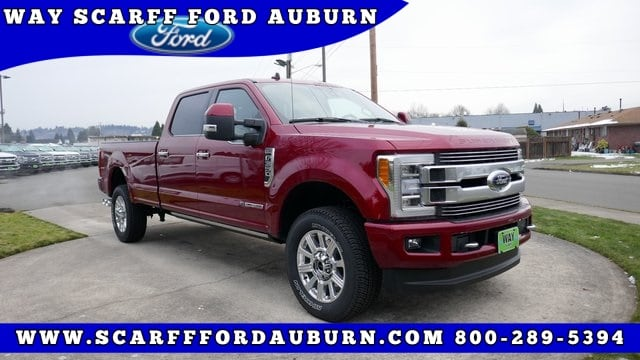 2019 Ford F-350SD Limited Truck