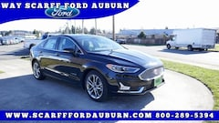 New 2019 Ford Fusion Hybrid Titanium Sedan for Sale in Auburn WA