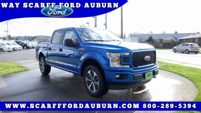 New 2019 Ford F-150 STX Truck for Sale in Auburn WA