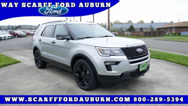 New 2019 Ford Explorer Sport SUV for Sale in Auburn WA