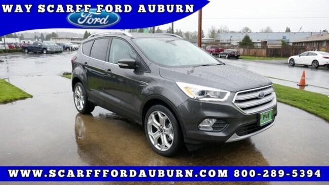 New 2019 Ford Escape Titanium SUV for Sale in Auburn WA