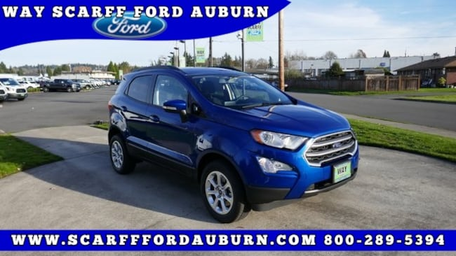 New 2018 Ford EcoSport SE SUV for Sale in Auburn WA