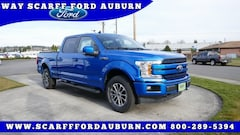 Used 2019 Ford F-150 Lariat Truck for Sale in Auburn WA