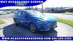New 2019 Ford Fusion SEL Sedan for Sale in Auburn WA