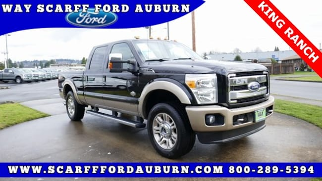 2011 Ford F-250SD King Ranch Truck