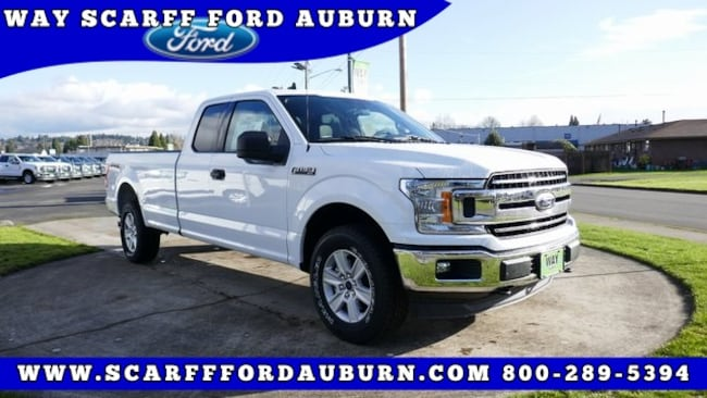 New 2019 Ford F-150 XLT Truck for Sale in Auburn WA