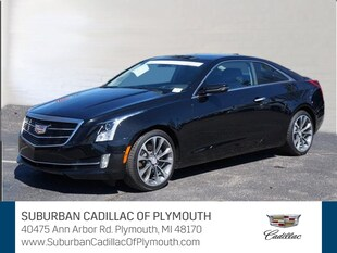 2016 CADILLAC ATS 3.6L Premium Collection Coupe