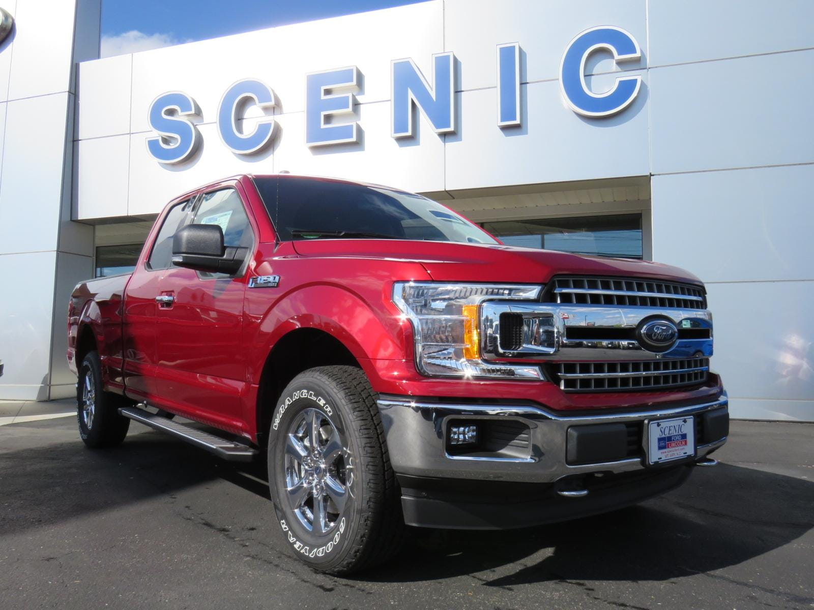 2018 Ford F-150 XLT 4WD Supercab 6.5 Box Truck SuperCab Styleside