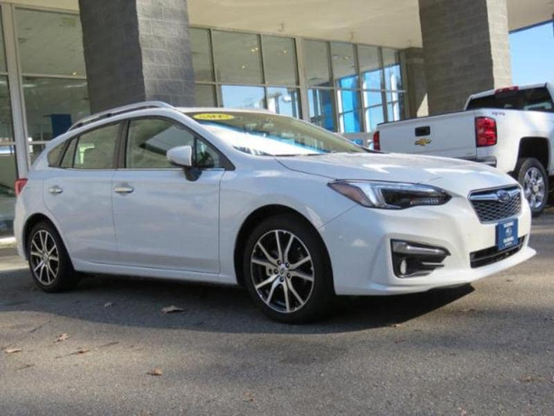 2018 Subaru Impreza 2.0i Limited Hatchback