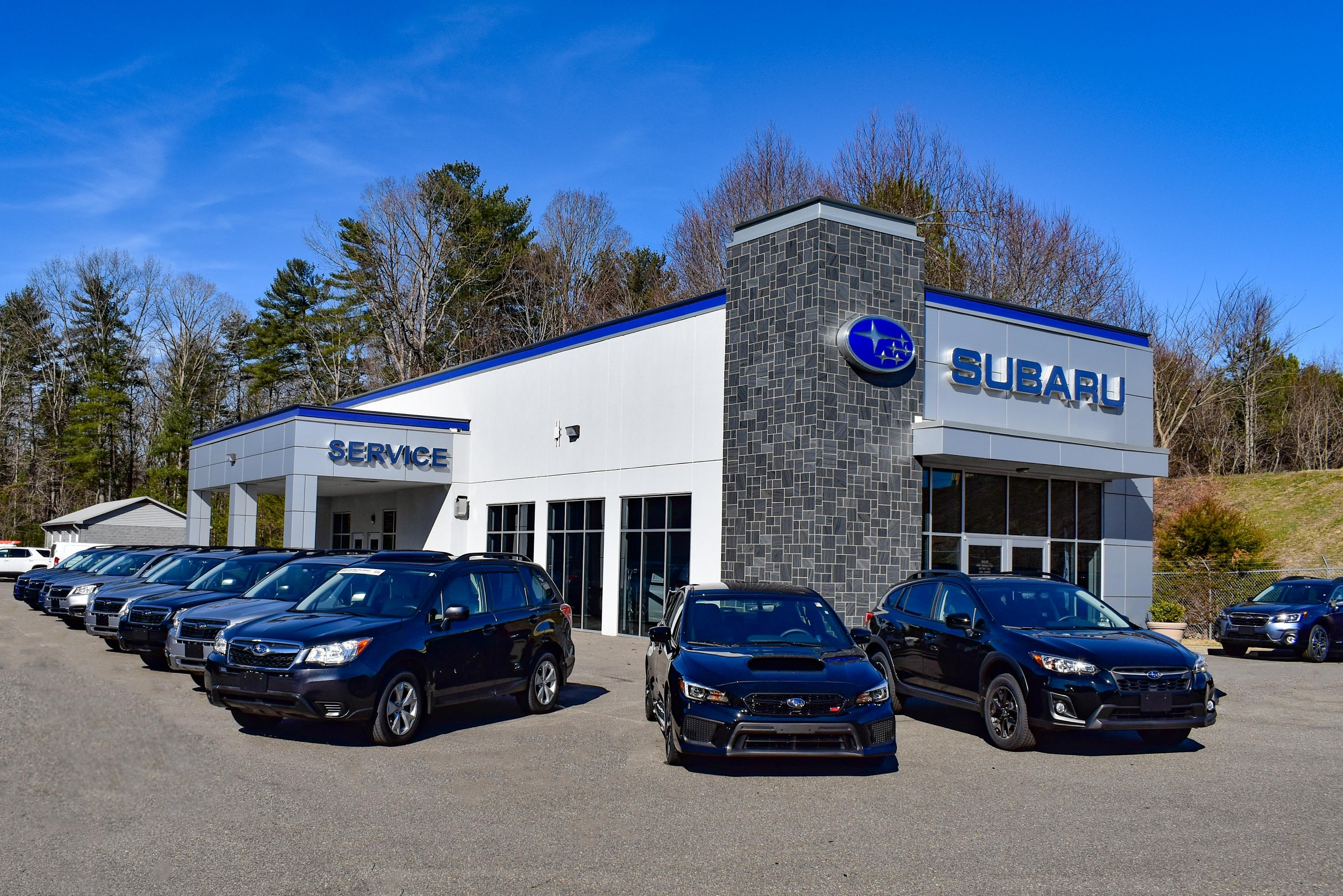 scenic subaru new subaru dealership in mount airy nc 27030. Black Bedroom Furniture Sets. Home Design Ideas