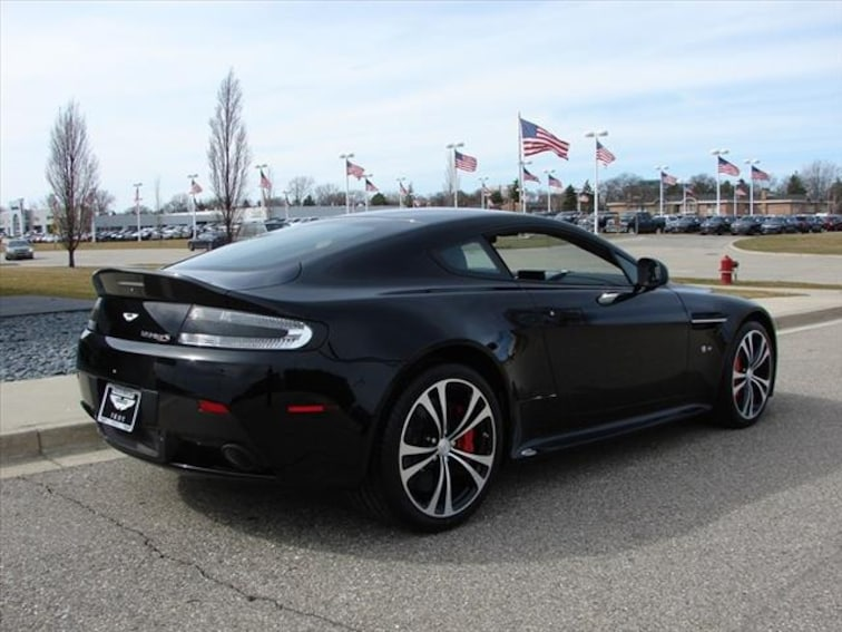 Used Aston Martin V Vantage S For Sale In Troy MI Near - Aston martin troy