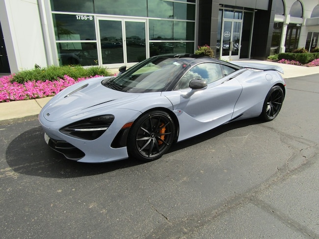 2019 McLaren 720S Coupe Coupe