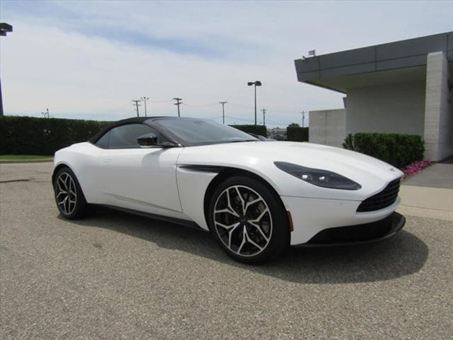 New 2019 Aston Martin Db11 For Sale At Suburban Exotic Motorcars Of