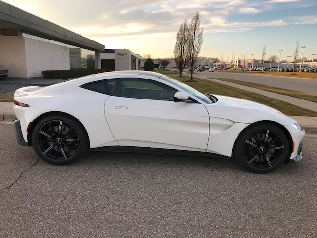 New 2019 Aston Martin Vantage For Sale At Suburban Exotic Motorcars