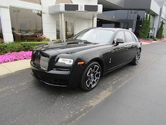 2019 Rolls-Royce Ghost Series II Black Badge Edition Coupe