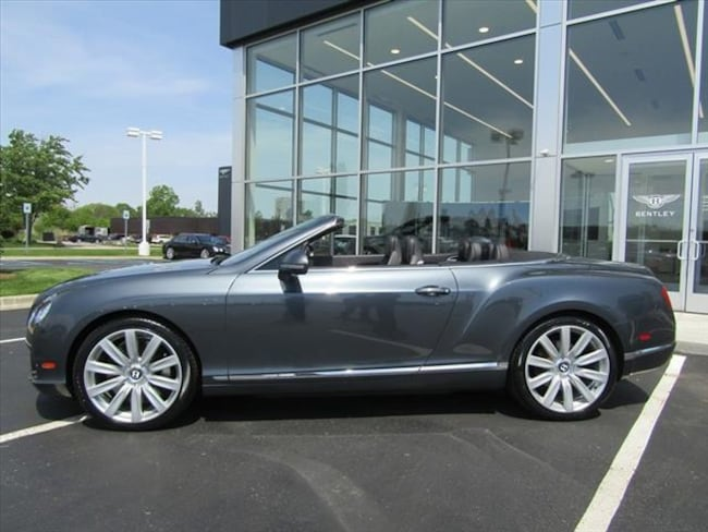 Used 2013 Bentley Continental For Sale Troy Mi