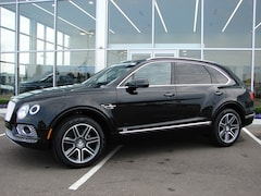 2018 Bentley Bentayga Activity Edition SUV