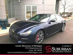 2019 Maserati Ghibli SQ4 Granlusso Sedan