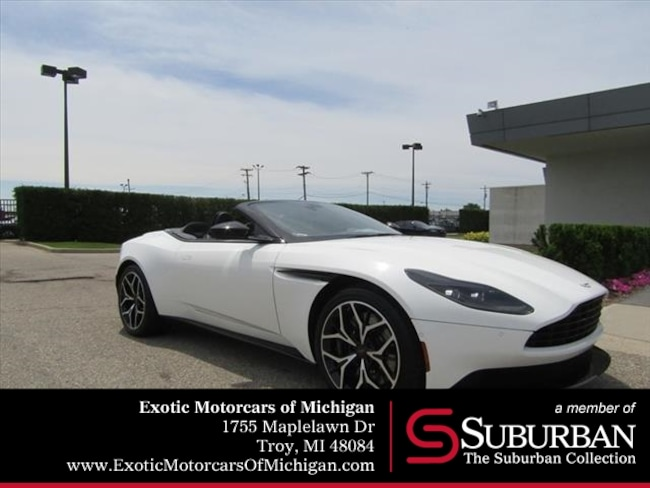 New Aston Martin DB For Sale Troy MI - Aston martin troy