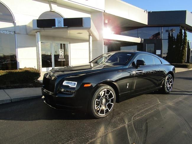 2019 Rolls-Royce Wraith Adamas Edition 1 of 40 Coupe