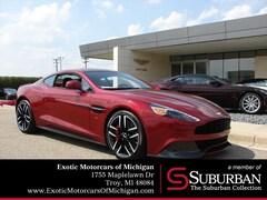 2017 Aston Martin Vanquish Base Coupe