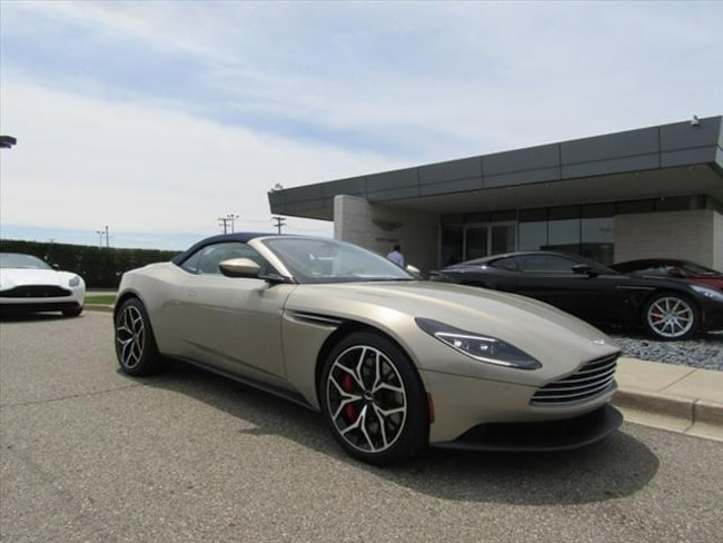 Used Aston Martin DB For Sale In Troy MI Near Rochester MI - Aston martin troy
