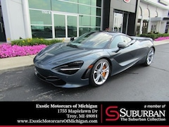 2019 McLaren 720S Luxury Coupe