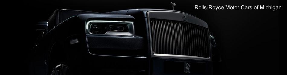 Rolls Royce Motor Cars Of Michigan Rolls Royce Dealer In Troy Mi