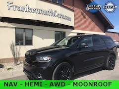 used 2016 Dodge Durango R/T SUV 1C4SDJCT8GC424978 for sale in Frankenmuth