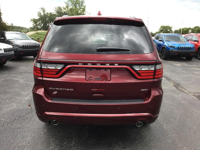 New 2018 Dodge Durango For Sale Frankenmuth MI   VIN ...