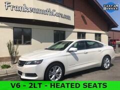 used 2014 Chevrolet Impala LT Sedan 2G1125S39E9141223 for sale in Frankenmuth