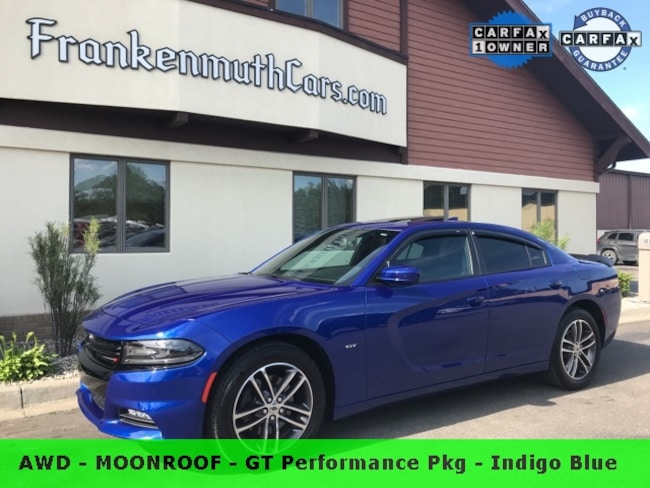 2018 Dodge Charger GT Sedan 2C3CDXJG1JH194559