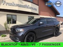 used 2015 Dodge Durango SXT SUV 1C4RDJAG2FC180523 for sale in Frankenmuth