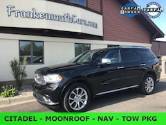 used 2016 Dodge Durango Citadel SUV 1C4RDJEG5GC341295 for sale in Frankenmuth