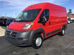 2018 Ram ProMaster 1500 CARGO VAN HIGH ROOF 136 WB Cargo Van for sale in Frankenmuth