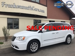 used 2016 Chrysler Town & Country Touring Minivan/Van 2C4RC1BG2GR129470 for sale in Frankenmuth