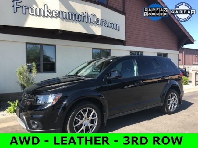 Used 2017 Dodge Journey GT SUV 3C4PDDEG9HT610655 Frankenmuth