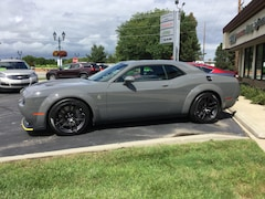 2018 Dodge Challenger SRT HELLCAT WIDEBODY Coupe 2C3CDZC96JH218607
