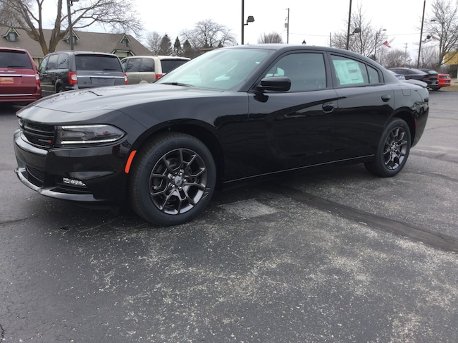 New 2018 Dodge Charger GT AWD Sedan Frankenmuth