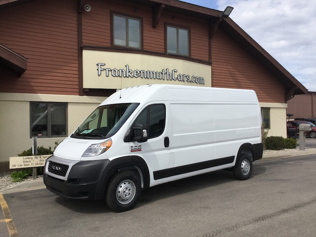 New 2019 Ram ProMaster 2500 CARGO VAN HIGH ROOF 159 WB Cargo Van Frankenmuth