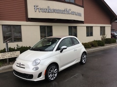 2019 FIAT 500 C LOUNGE CABRIO Convertible for sale in Frankenmuth
