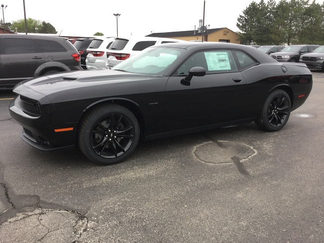 New 2018 Dodge Challenger R/T Coupe Frankenmuth
