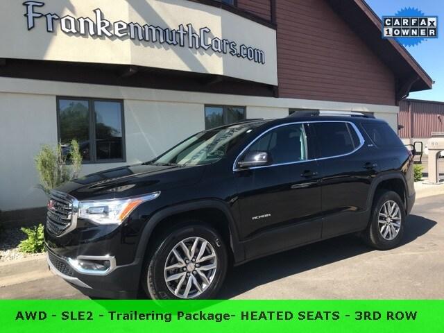 2017 GMC Acadia SLE-2 SUV 1GKKNSLS2HZ249947