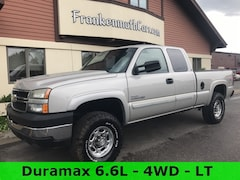 used 2007 Chevrolet Silverado 2500HD Classic Work Truck Truck 1GCHK29D97E157862 for sale in Frankenmuth
