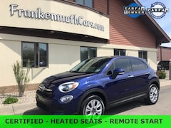 used 2016 FIAT 500X Easy SUV ZFBCFXBT5GP448234 for sale in Frankenmuth